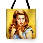 Ann-margert, Vintage Hollywood Actress Tote Bag