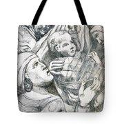 Anna, Elizabeth And Anne Tote Bag