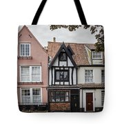Anna Sewell's House In  Great Yarmouth Tote Bag
