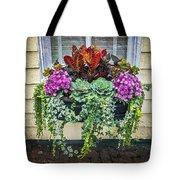 Annapolis Flower Box Tote Bag
