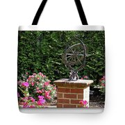 Annapolis Garden Ornament Tote Bag