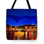 Annapolis Magic Night Tote Bag