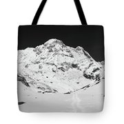 A View Of Annapurna South Tote Bag