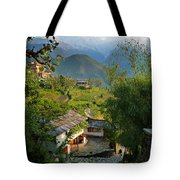 Annapurna Village Tote Bag