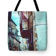 Anna's Street Tote Bag