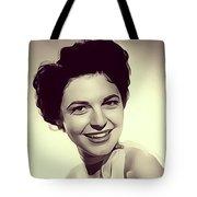 Anne Bancroft, Vintage Actress Tote Bag