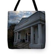 Anne G Basker Auditorium In Grants Pass Tote Bag
