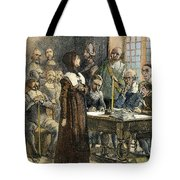 Anne Hutchinson, 1591-1643 Tote Bag