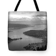 Annecy Lake Tote Bag