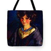 Annie Geg 1925 Tote Bag