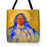 Annie Oakely Tote Bag by Johanna Elik