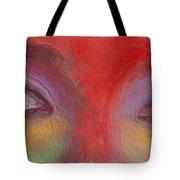 Annie S Eyes Tote Bag