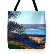 Annisquam Winter Sun  Tote Bag