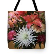 Anniversary Card Tote Bag
