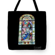 Annuciation Of Virgin Mary Mother Most Holy Tote Bag