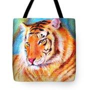 Ano Do Tigre Tote Bag