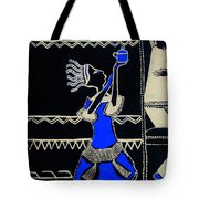 Anointing Of Jesus Christ Tote Bag