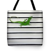 Anole Shuttered Out Tote Bag