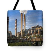 Anomaly Tote Bag