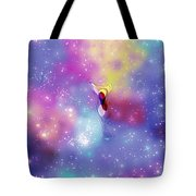Anomaly In Space Tote Bag