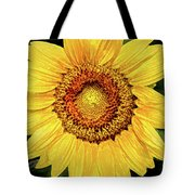 Another Artistic Sunflower Tote Bag