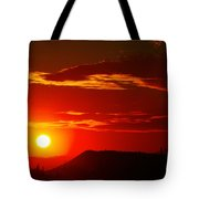 Another Beautiful Arizona Sunset Tote Bag