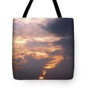 Another California Sunset Tote Bag