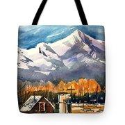 Another Colorado Barn Tote Bag