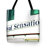 Another Cruiseliner Tote Bag