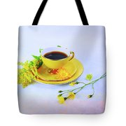 Another Cup Of Coffee Tote Bag