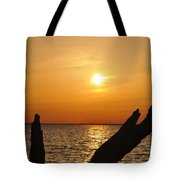 Another Day Done Tote Bag