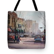 Another Day In Fond Du Lac Tote Bag