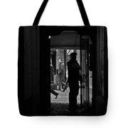 Another Door Opens  Tote Bag