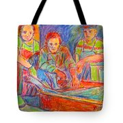Another Fish Tote Bag