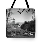 Another Grey Day Tote Bag
