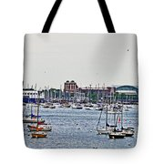 Another Harbor View Tote Bag