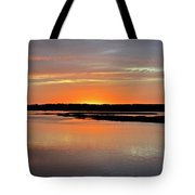 Another Hilton Head Island Sunset Tote Bag
