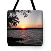 Another Hilton Head Sunset Tote Bag