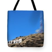 Another Hollywood Sign Tote Bag