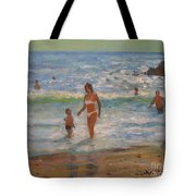 Another Hot Day Tote Bag
