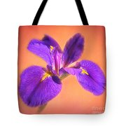 Another Iris Tote Bag