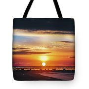 Another Island Morning Tote Bag