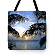 Another Key West Sunset Tote Bag