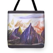 Another Land Tote Bag