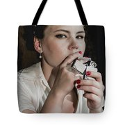 Another Light Tote Bag