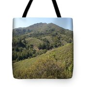 Another Side Of Tam Tote Bag