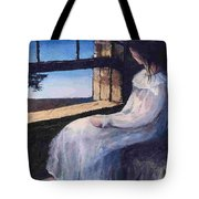 Another Sleepless Night Tote Bag