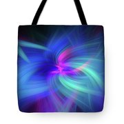 Another Space. Mystery Of Colors Tote Bag