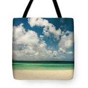 Anguilla - Another Spectacular Beach  Tote Bag