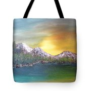 Another Sunny Morning Tote Bag